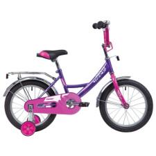 Детский велосипед Novatrack Vector 16 (2020) <br />  ☎ +7(812) 938-79-92 - Санкт-Петербург