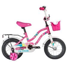 Детский велосипед Novatrack Tetris 12 (2020) <br />  ☎ +7(812) 938-79-92 - Санкт-Петербург