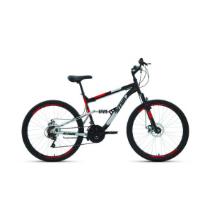 Горный (MTB) велосипед ALTAIR MTB FS 26 2.0 Disc (2020)