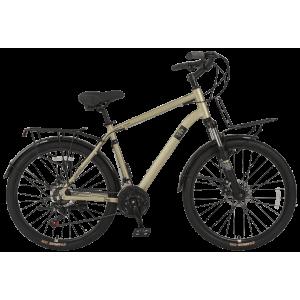 Туристический велосипед TechTeam Velvet 26 disc (2020)